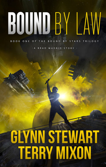Bound by Law (The Vigilante Series, Book 3)