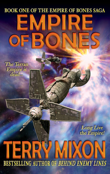 Empire of Bones (The Empire of Bones Saga, Book 1)