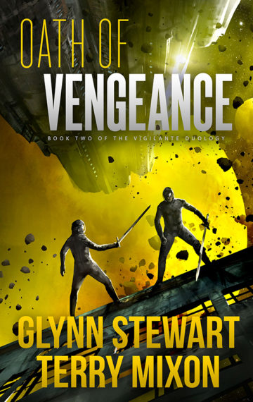 Oath of Vengeance (The Vigilante Series, Book 2)
