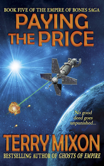 Paying the Price (The Empire of Bones, Book 5)