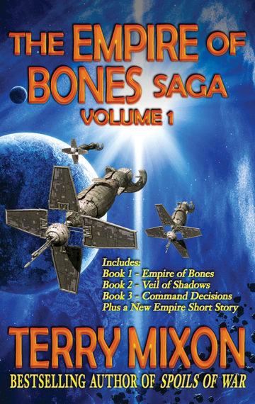 Empire of Bones Omnibus 1