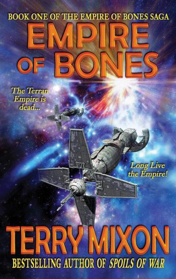 Empire of Bones (The Empire of Bones Saga, Book 1)