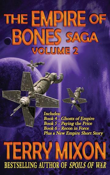 Empire of Bones Omnibus 2