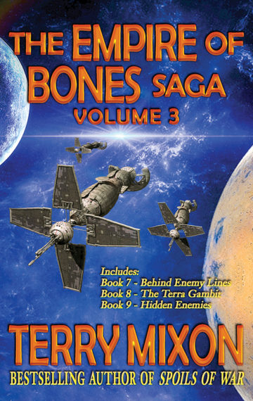 Empire of Bones Omnibus 3