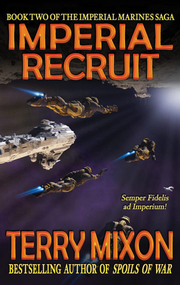 Imperial Recruit (The Imperial Marines Saga, Book 2)